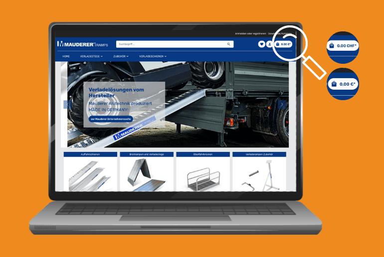 Onlineshop mit Shopware 6 und PIM-System